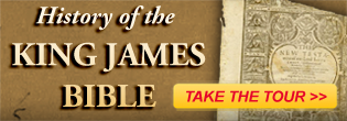 History of the King James Bible
