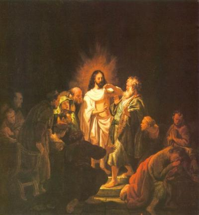 The Doubting Thomas image